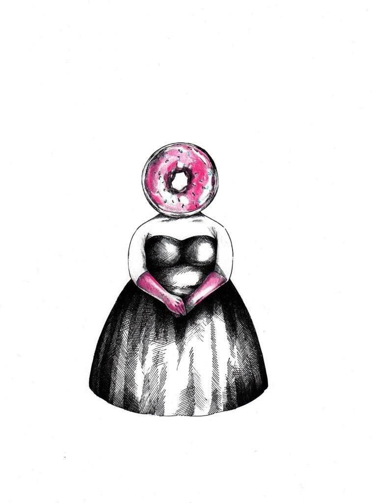 Prom Night Donut